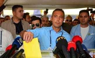 Fenerbahçe artık Ali Koç'tan sorulur