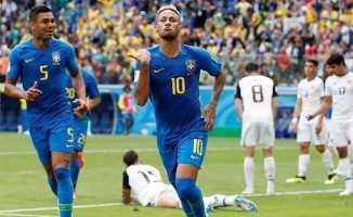 Sırbistan Brezilya maçı hangi kanalda saat kaçta?