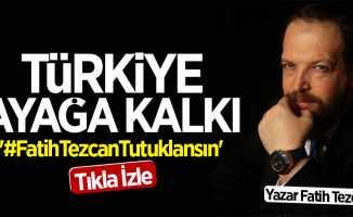 Fatih Tezcan Atatürk videosu ile Türkiye'yi ayağa kaldırdı