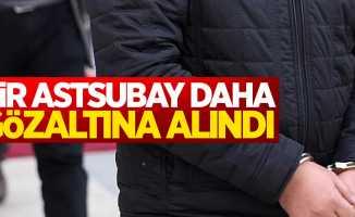İstanbul'da aranan astsubay Samsun'da yakalandı