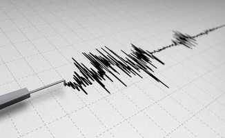 Karadeniz'de deprem: 2.2