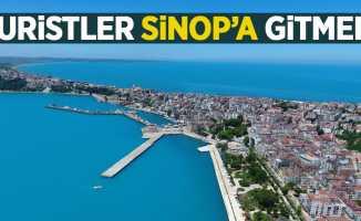 Turistler bu yıl Sinop'u tercih etmedi
