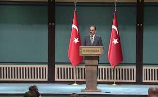 Türkiye'den davaya tepki