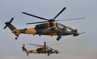 Türkiye Pakistan'a helikopter sattı