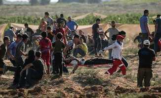 2 Filistinli öldü, 270 kişi yaralandı