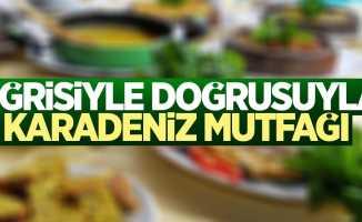 Eğrisiyle doğrusuyla Karadeniz mutfağı II