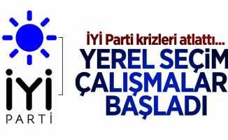 İYİ Parti yerel seçimlere hazır