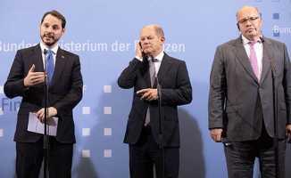 Bakan Albayrak'tan Almanya açıklaması