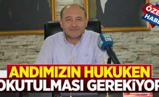 Güleroğlu: Andımızın hukuken okutulması gerekiyor