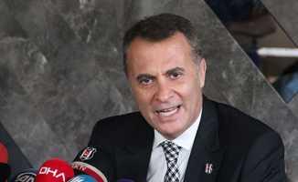 Orman: Hizmetimiz her zaman Beşiktaş'a