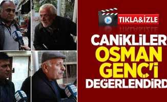 Canikliler Osman Genç'i değerlendirdi