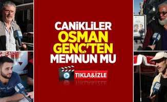 Canikliler Osman Genç'ten ne derece memnun?