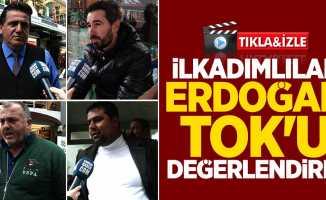 İlkadımlılar Erdoğan Tok'u değerlendirdi! İşte sonuçlar…