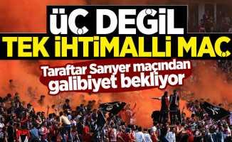 Samsunspor taraftarı Sarıyer maçından galibiyet bekliyor