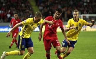 Türkiye İsveç maçı hangi kanalda saat kaçta?