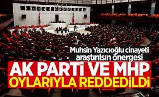 Muhsin Yazıcıoğlu'nun kazasının araştırılmasına izin yok!