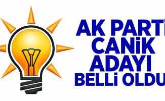 AK Parti Canik Adayı Belli Oldu!