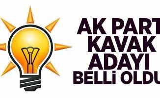 AK Parti Kavak Adayı Belli Oldu!
