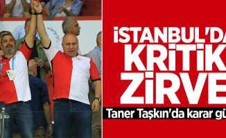 Yıldırım ve Uyanık İstanbul'da buluştu
