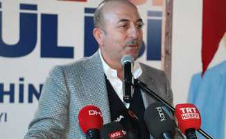 Çavuşoğlu'ndan flaş PKK açıklaması
