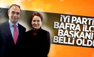 İYİ Parti Bafra İlçe Başkanı Belli Oldu!