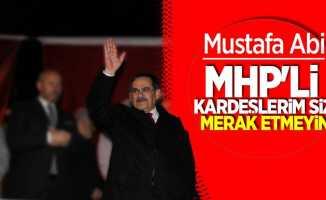 Mustafa Demir: Gençler için var gücümüzle
