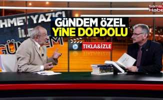 Mehmet Yazıcı ile Gündem Özel'in konuğu Kenan Koç