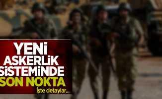 Yeni askerlik dönemi ne zaman başlayacak? Bedelli askerlikle ilgili detaylar