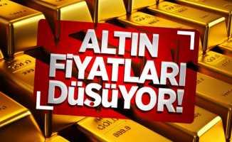 Altın fiyatları düşüşe geçti! 1 Mayıs Çarşamba