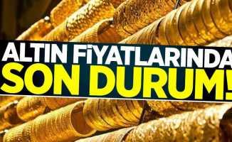 Altın fiyatlarında son durum! 9 Mayıs Perşembe