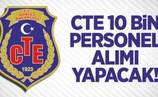 CTE 10 bin personel alımı yapacak!Başvuru şartları nelerdir?