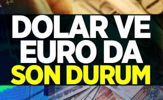 Dolar ve Euro da son durum! Güncel dolar ve Euro fiyatı 7 Mayıs Salı