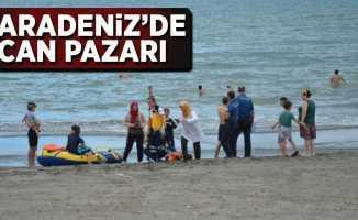 Karadeniz'de Can Pazarı