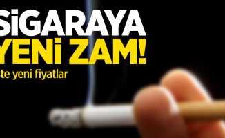 Sigaraya yeni zam! İşte güncel sigara fiyatları