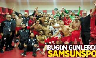 Bugün günlerden Samsunspor! Afyonspor-Samsunspor maç yapacak