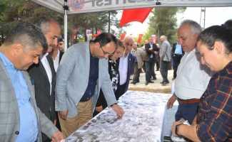 Bafra'da 7. Ekolojik Yerel Tohum ve Yaşam Şenliği yapıldı