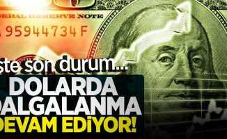 Dolar piyasasında son durum! 11 Ekim Cuma