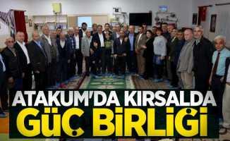 Atakum'da kırsalda güç birliği