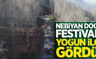 Nebiyan Doğa Festivali yoğun ilgi gördü!