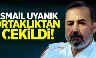Samsunspor Başkanı İsmail Uyanık ortaklıktan çekildi!