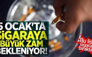 Yeni yılda sigaraya zam gelecek? Sosyal medyada yayınlan 5 Ocak sigara zammı