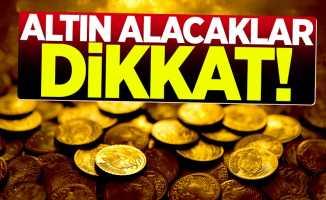 Altın piyasasında son durum! 27 Şubat Perşembe altın fiyatları