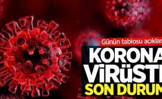 26 Mayıs Salı Türkiye korona virüs tablosu