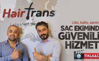 Lüks, kalite, samimiyet! Saç ekiminde güvenilir hizmet: Hair Trans