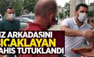 Kız arkadaşını bıçaklayan şahıs tutuklandı