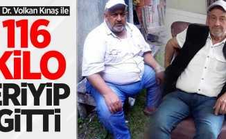 Op. Dr. Volkan Kınaş ile 116 kilo verdi