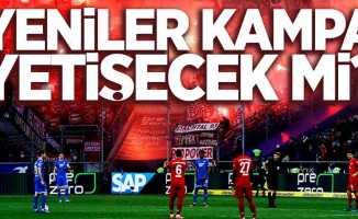Samsunspor'da yeniler kampayetişecek mi ?