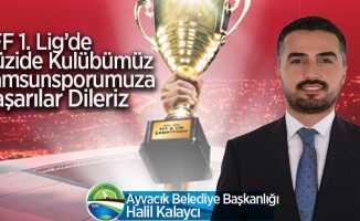 Ayvacık Belediyesi Banner