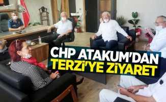 CHP Atakum'dan Terzi'ye ziyaret
