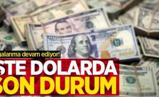 Dolar kaç TL? 7 Eylül Pazartesi dövizde son durum